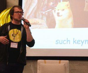 Интервью: Джексон Палмер о создании dogecoin, сообществе и большой банке Nutella