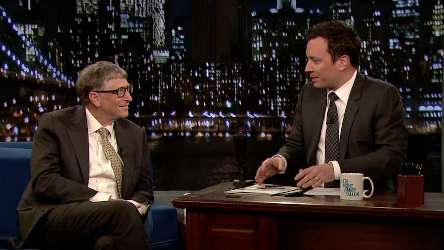 Билл Гейтс о биткоин революции