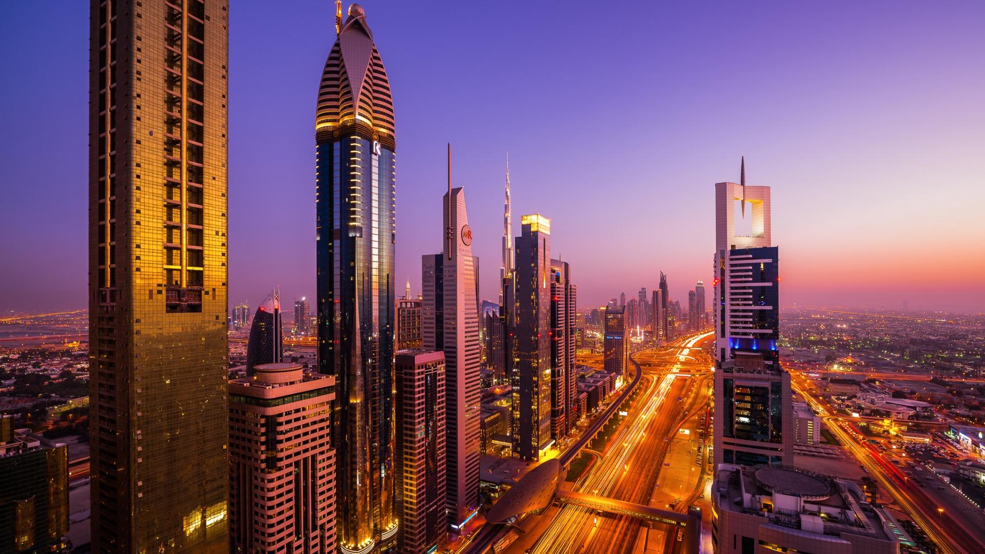 50 элитных апартаментов в Дубае были проданы за биткойны.