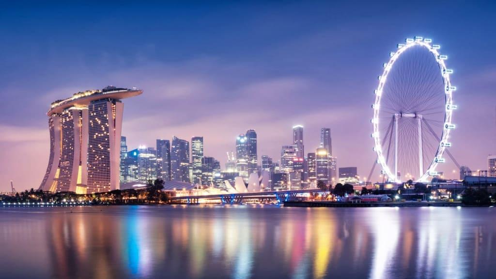 Сингапур запускает национальную платежную сеть на блокчейне