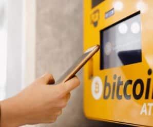 Количество банкоматов Bitcoin достигло 9 000 по всему миру!