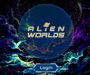 Блокчейн NFT-игра Alien Worlds